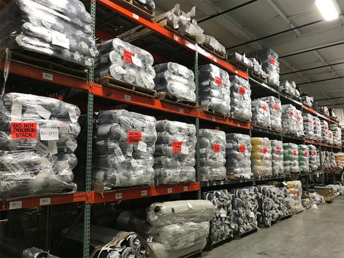 Outer Armor Manufacturing Storage